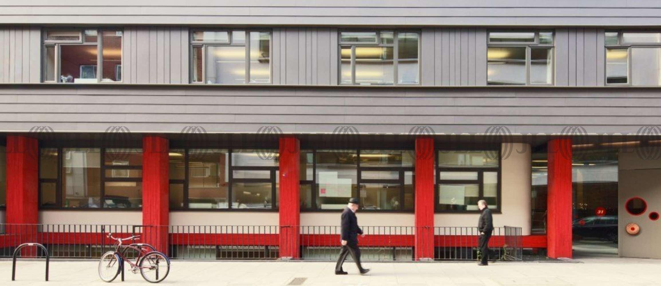 Serviced office London, EC1N 8TE - 31-35 Kirby Street  - 407