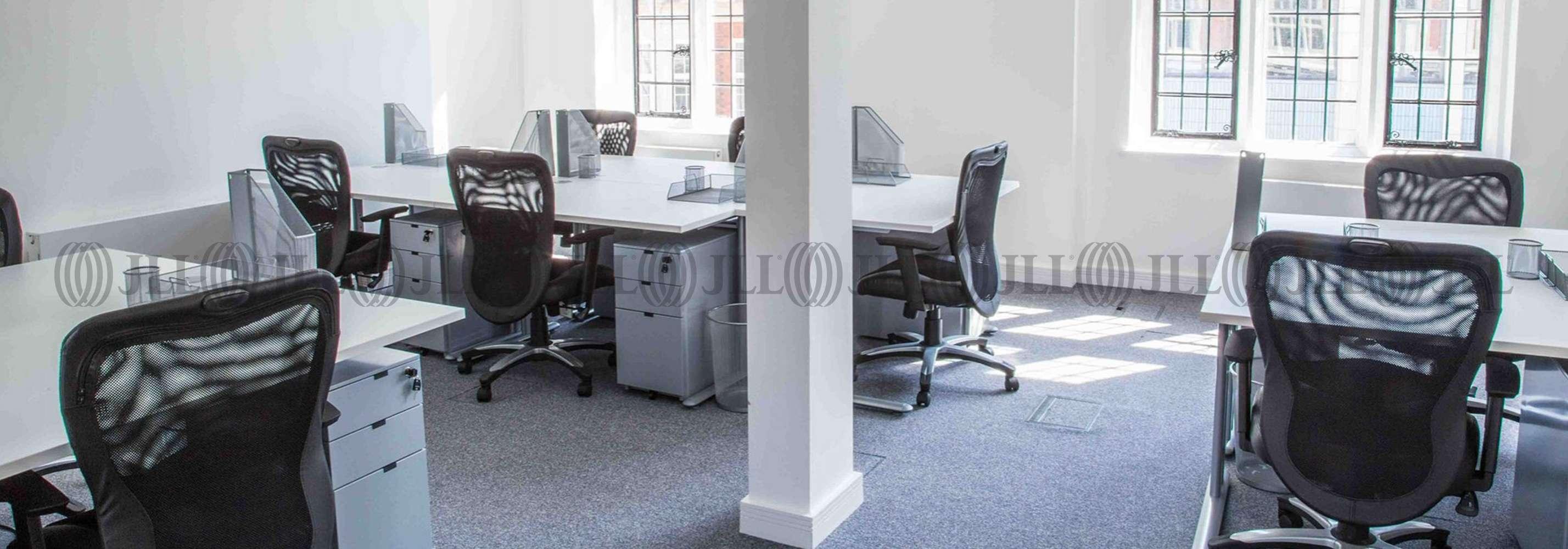 Serviced office London, W1W 8RH - Audley House - 1
