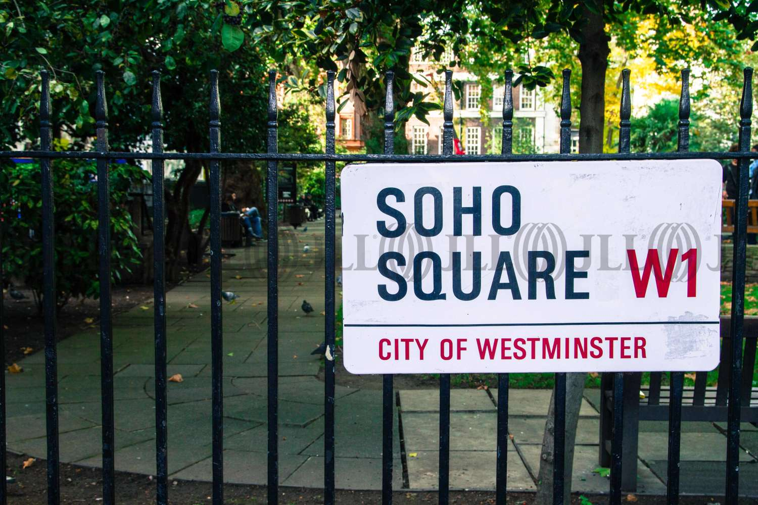 Serviced office London, W1D 3QX - 35 Soho Square