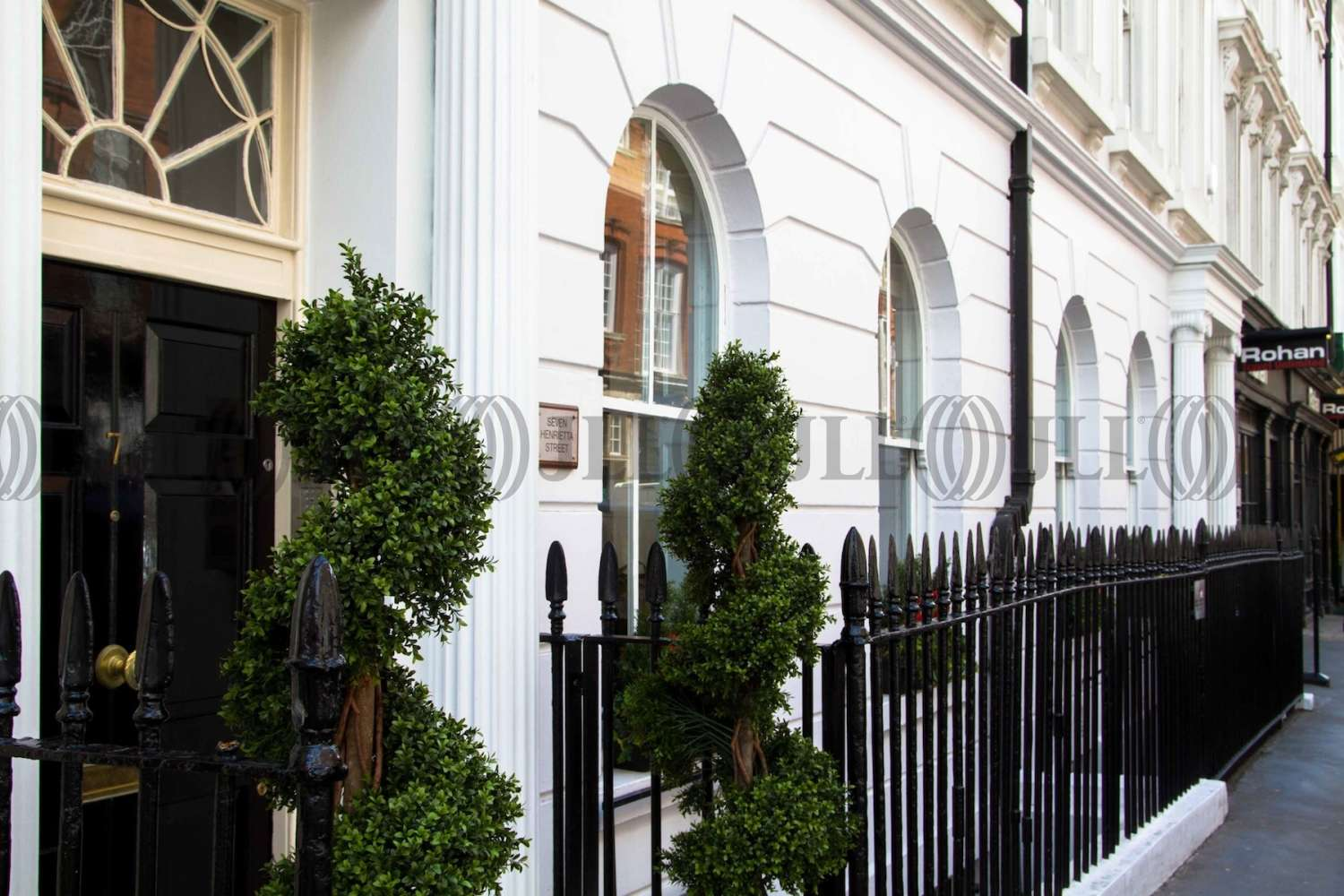 Serviced office London, WC2E 8PS - 7 Henrietta Street  - 25366