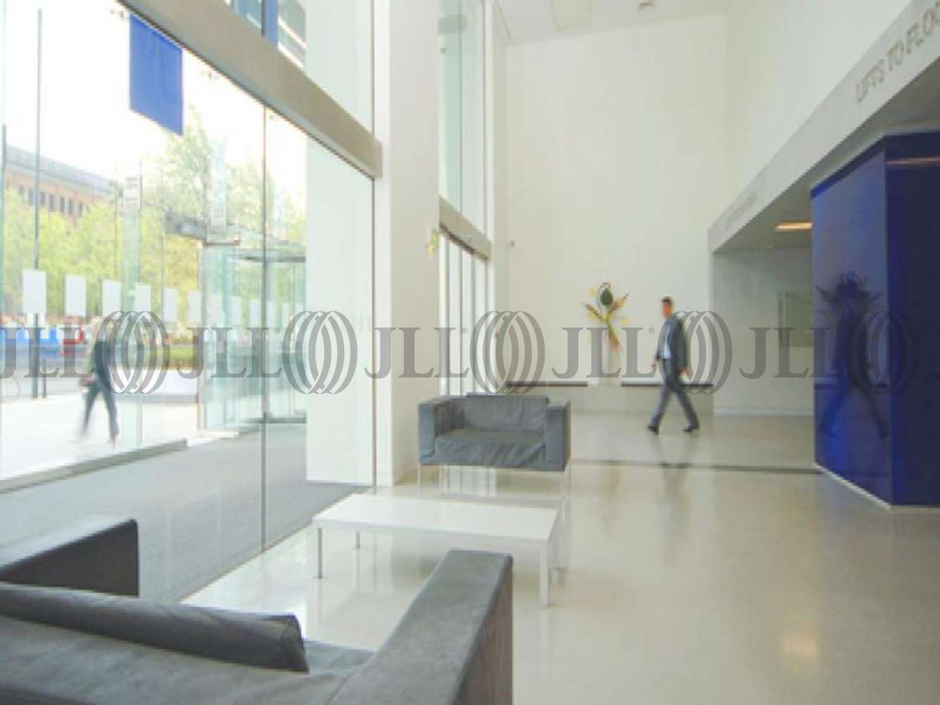 Serviced office London, NW1 3DP - Euston Tower - 2
