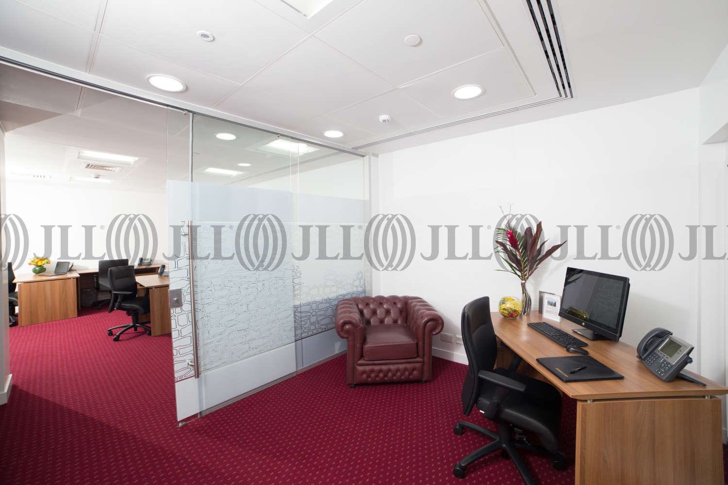 Serviced office London, W1J 8AJ - 1 Mayfair Place - 3260