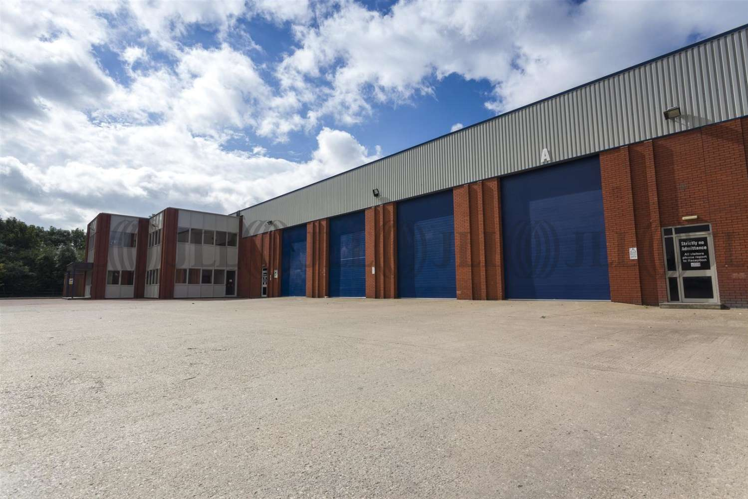 Industrial Leeds, LS12 6DN - Unit A Latchmore Park - 8076