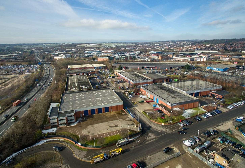 Industrial Leeds, LS12 6DN - Unit A Latchmore Park - 2