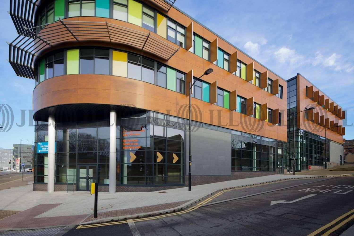 Office Wakefield, WF1 2TS - Merchant Gate