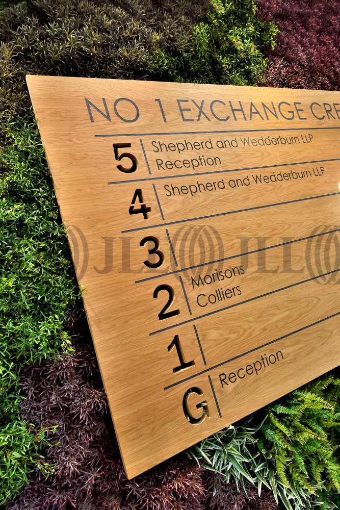 Office Edinburgh, EH3 8LL - Exchange Crescent - 001