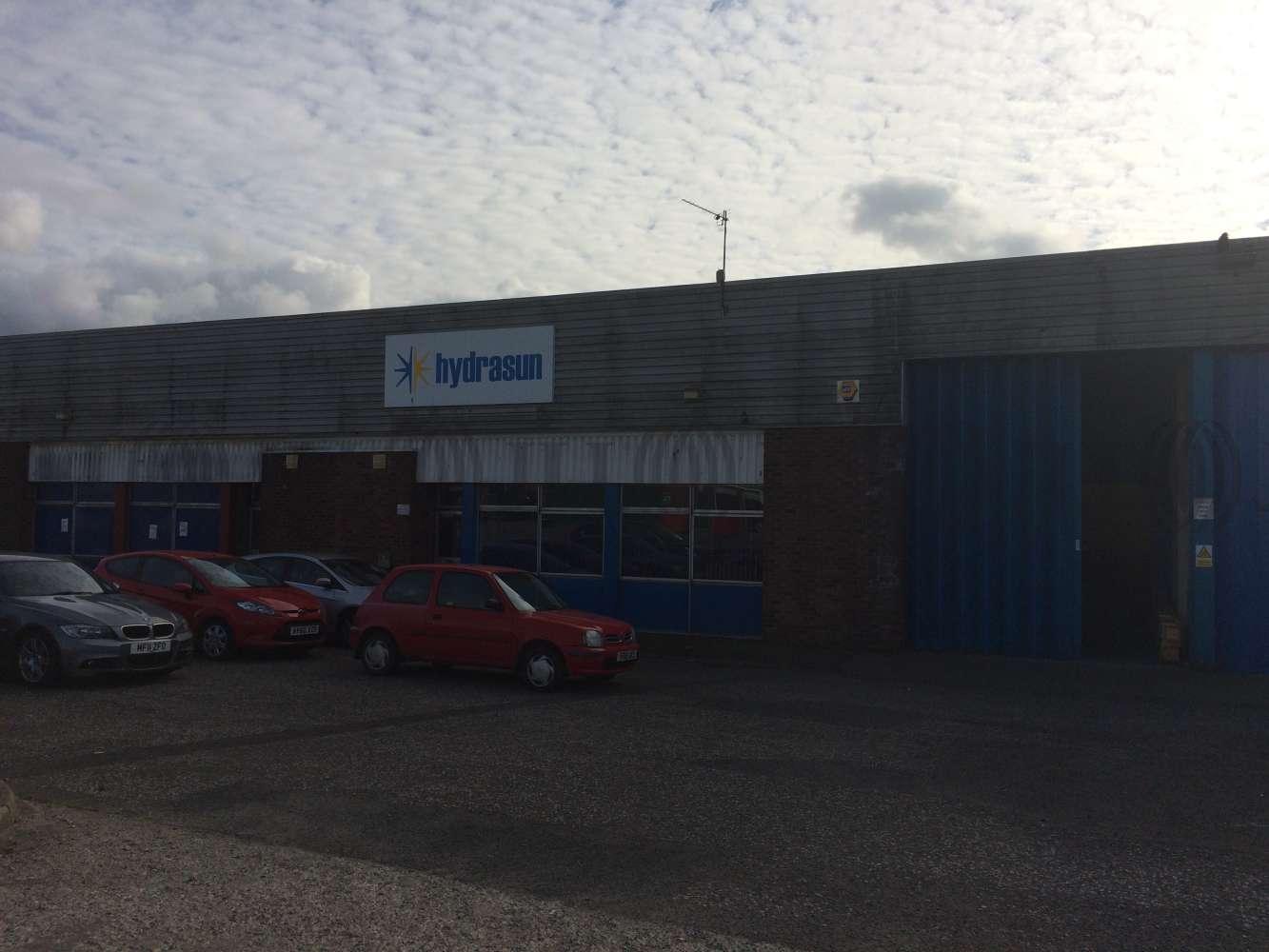 Industrial Broxburn, EH52 5NF - Unit 5 Freskyn Place - 7572