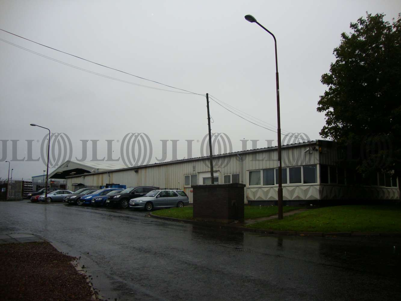 Industrial Dunbar, EH42 1RS - Belhaven Brewery Site - 08318