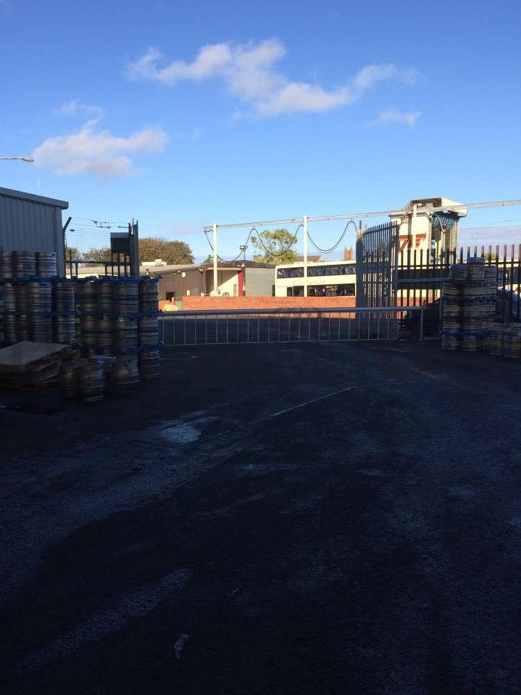 Industrial Dunbar, EH42 1RS - Belhaven Brewery Site - 0134