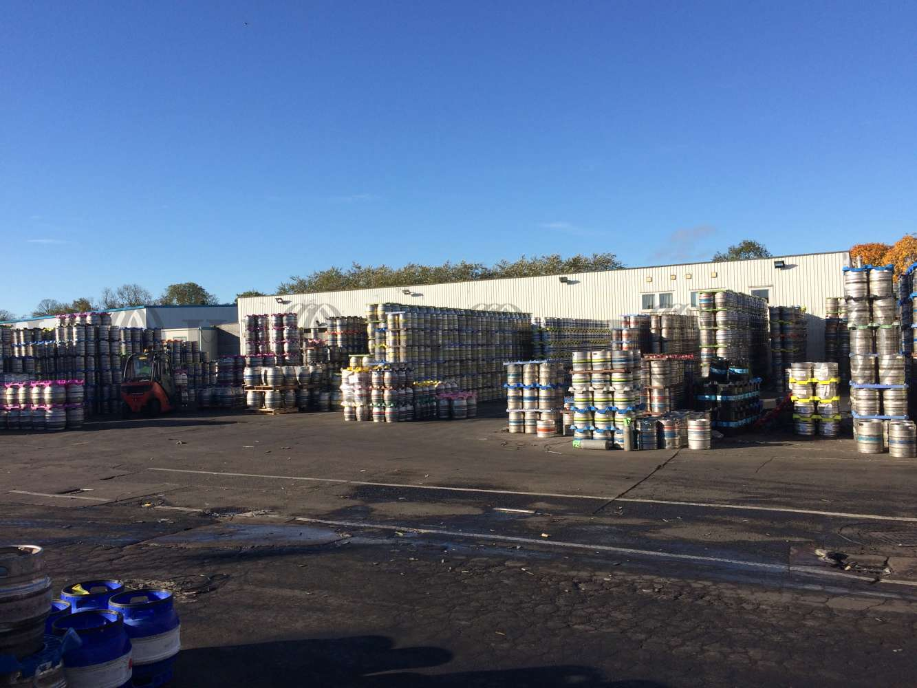 Industrial Dunbar, EH42 1RS - Belhaven Brewery Site - 0131