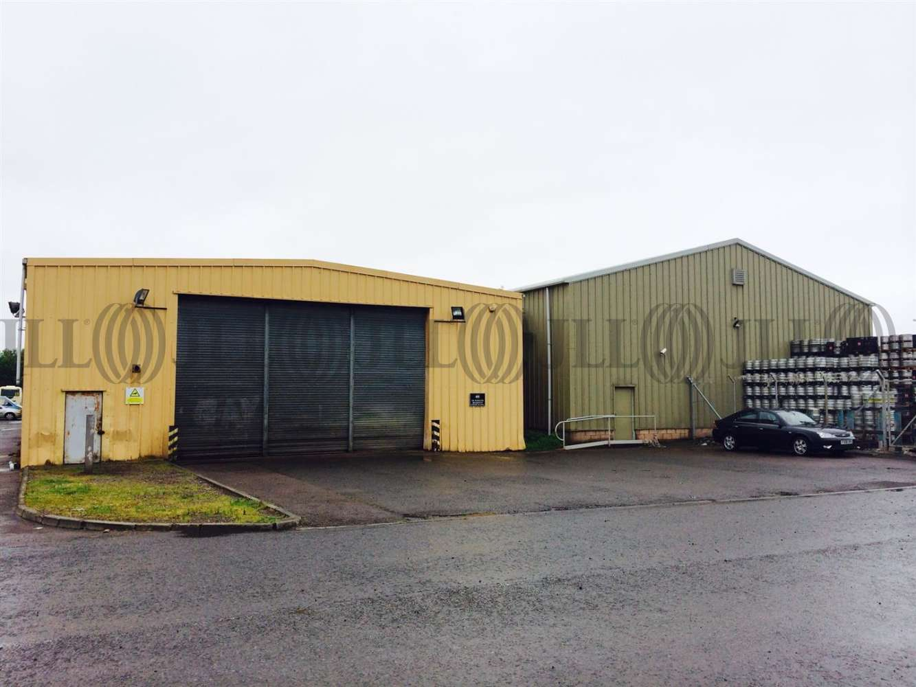 Industrial Dunbar, EH42 1RS - Belhaven Brewery Site - 2531