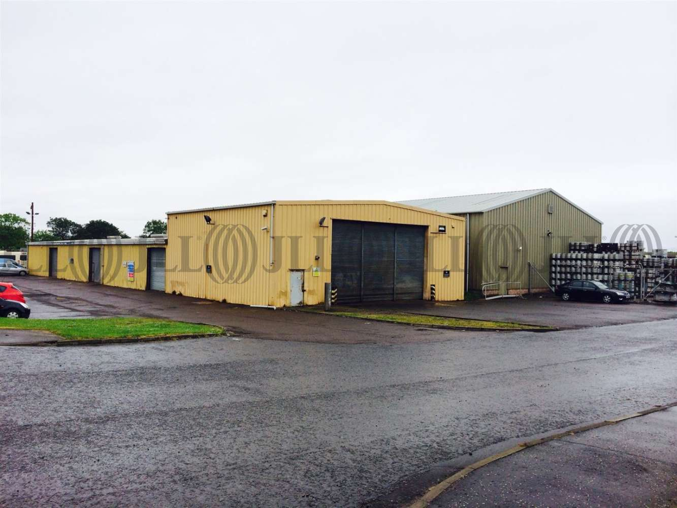 Industrial Dunbar, EH42 1RS - Belhaven Brewery Site - 2533