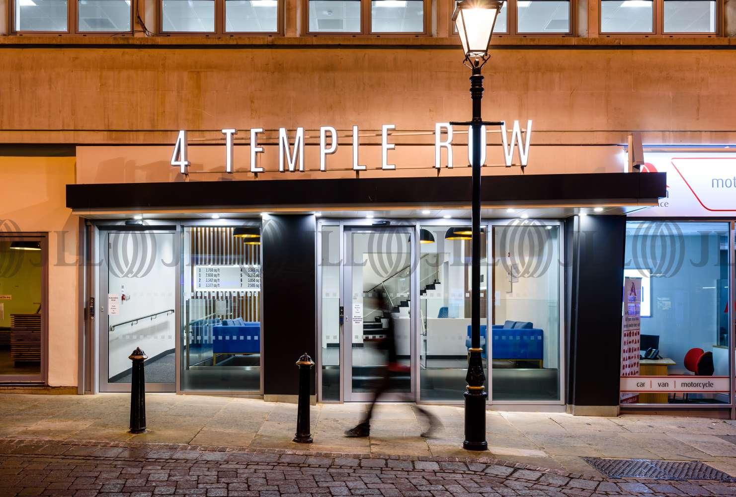 Office Birmingham, B2 5HG - 4 Temple Row - 52