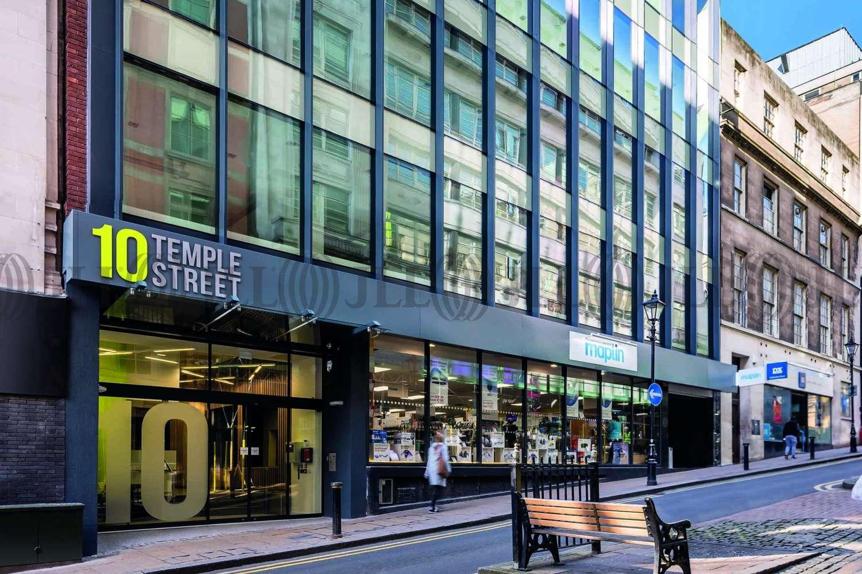 Office Birmingham, B2 5BN - 10 Temple Street