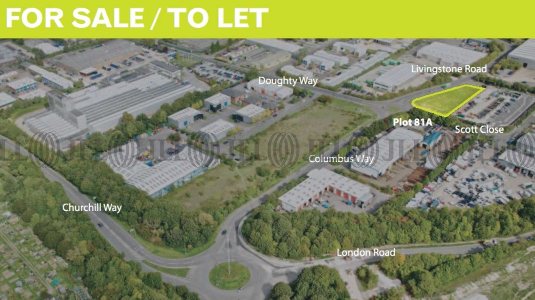 Industrial Andover, SP10 5LH - Plot 81a, Walworth Business Park - 7105