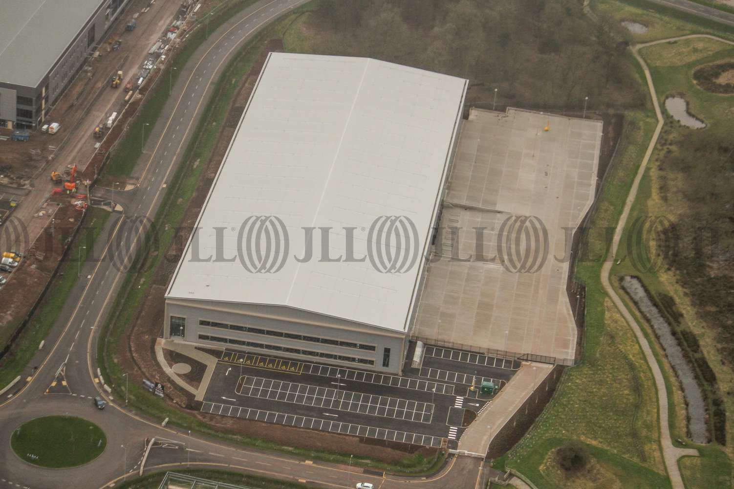 Industrial Stafford, ST16 1GZ - Triton, Redhill Business Park - 9217