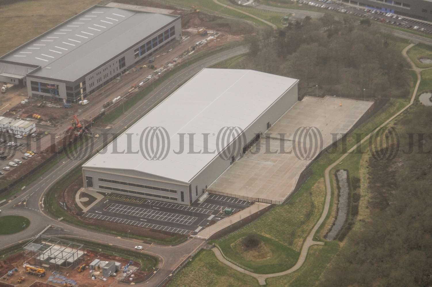 Industrial Stafford, ST16 1GZ - Triton, Redhill Business Park - 9224