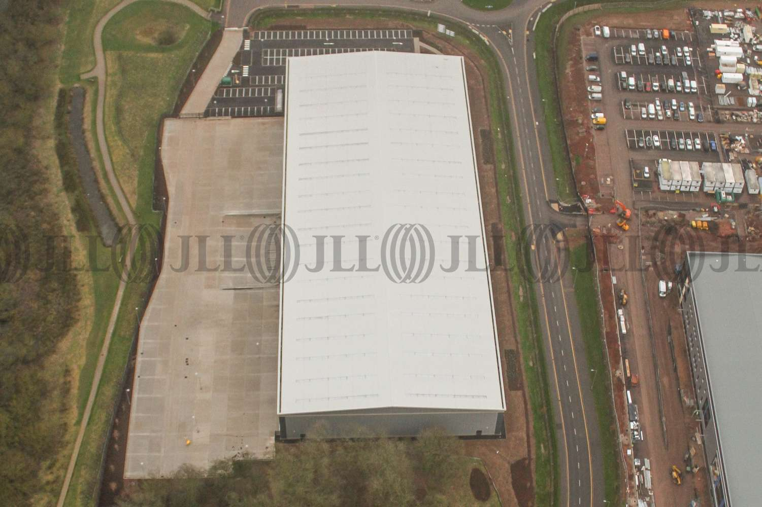 Industrial Stafford, ST16 1GZ - Triton, Redhill Business Park - 9232