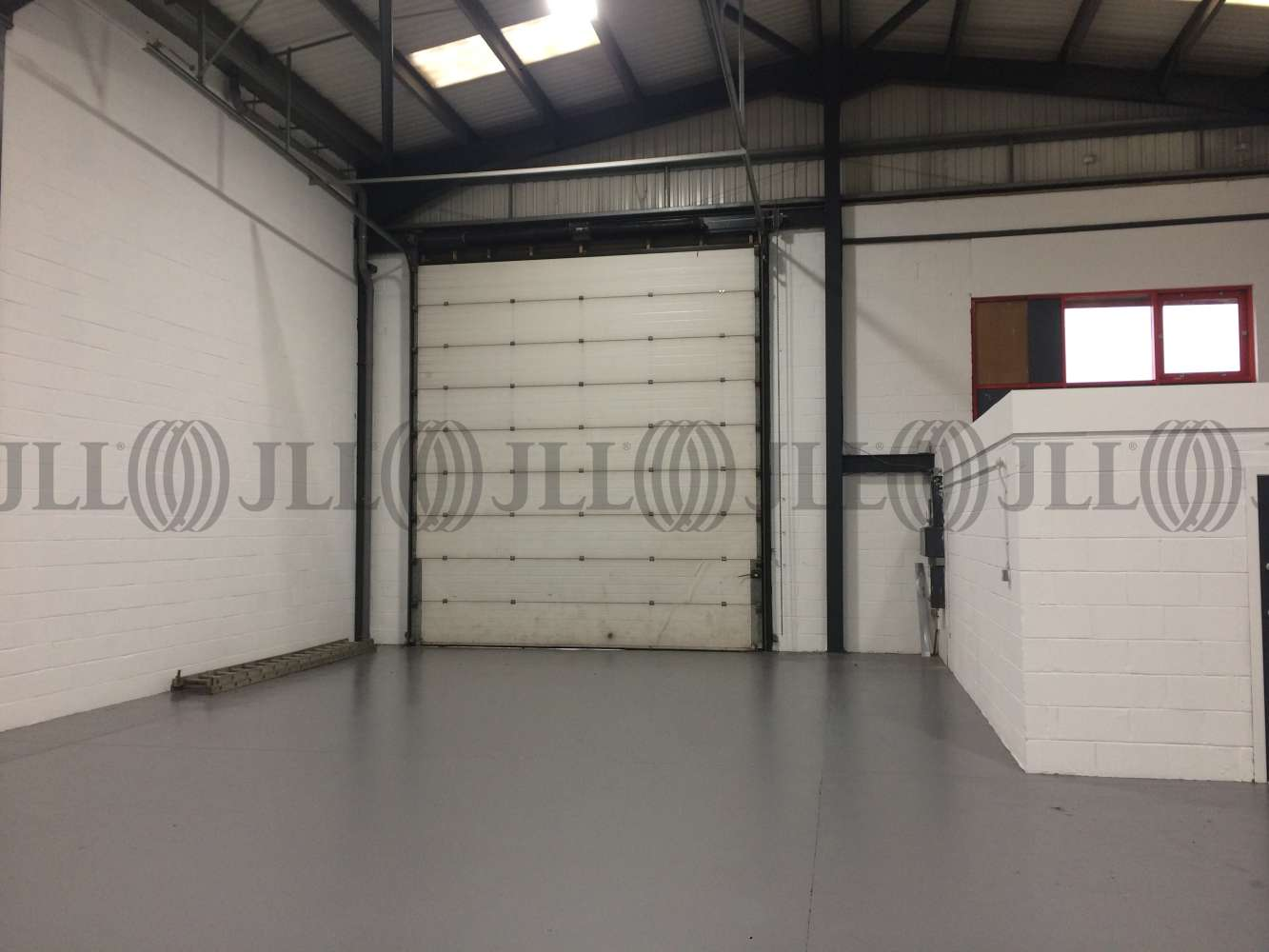 Industrial Coatbridge, ML5 4RP - M8 Interlink - 3495