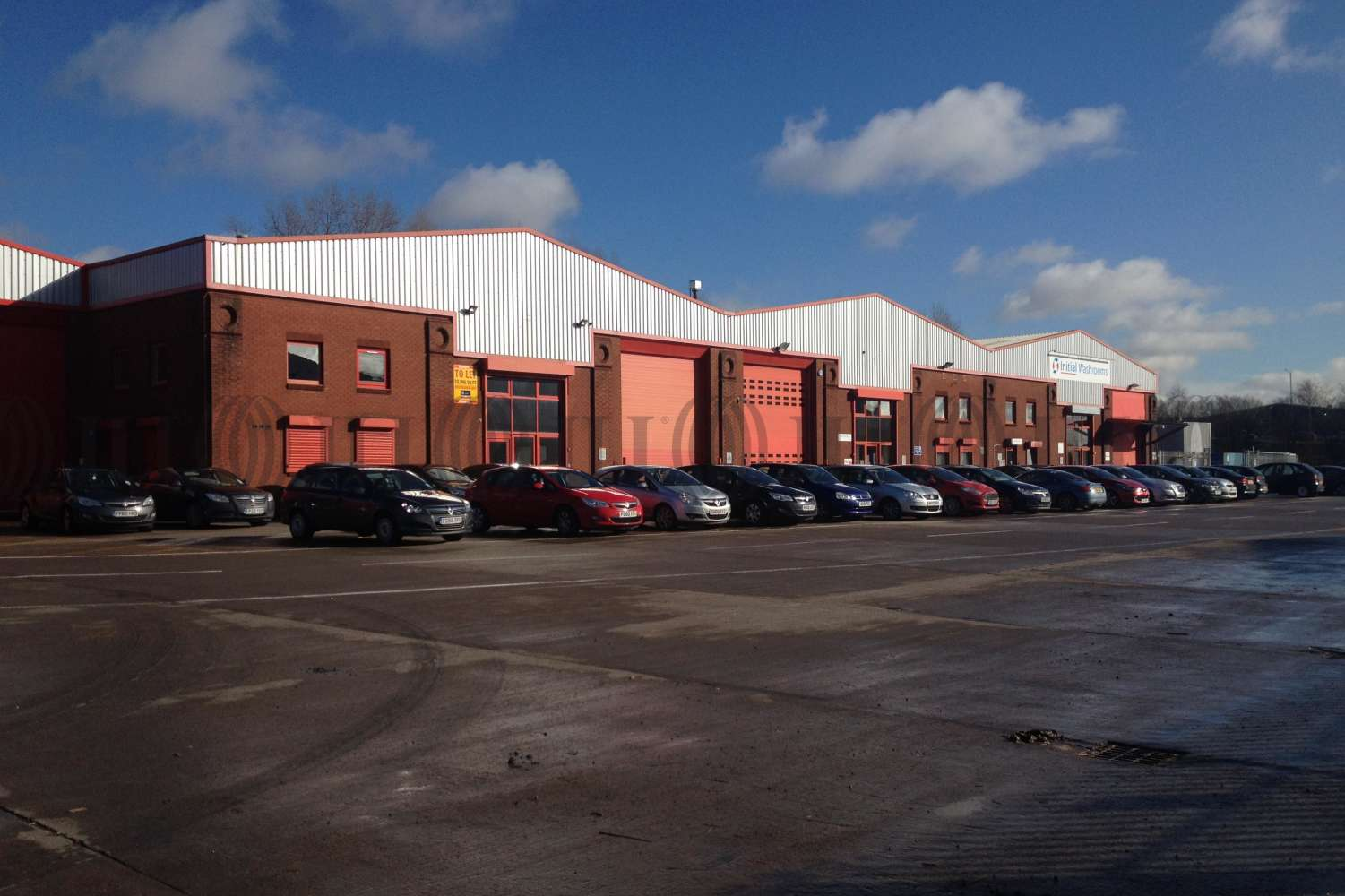 Industrial Coatbridge, ML5 4RP - M8 Interlink - 275322