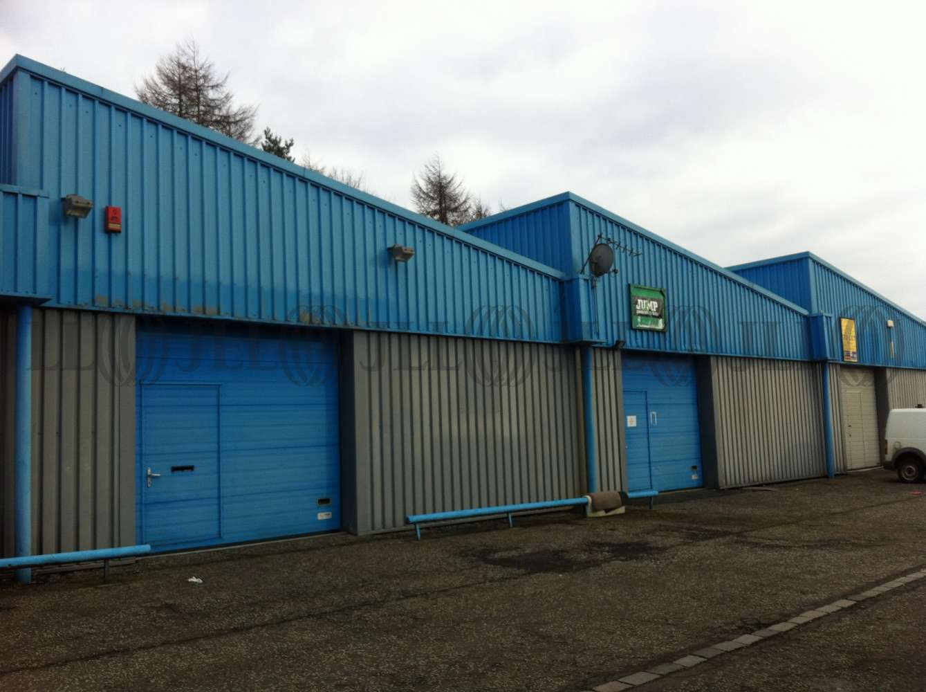 Industrial Cumbernauld, G67 2UH - Carbrain Industrial Estate
