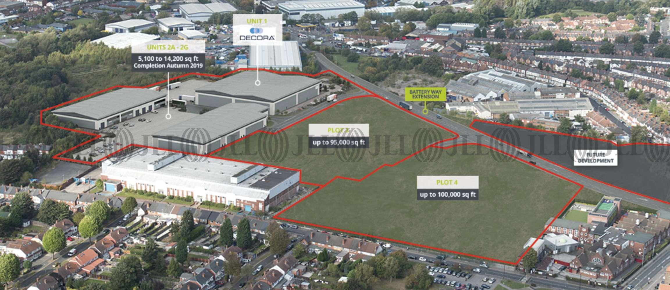 Industrial Birmingham, B11 3DA - Mucklow Park
