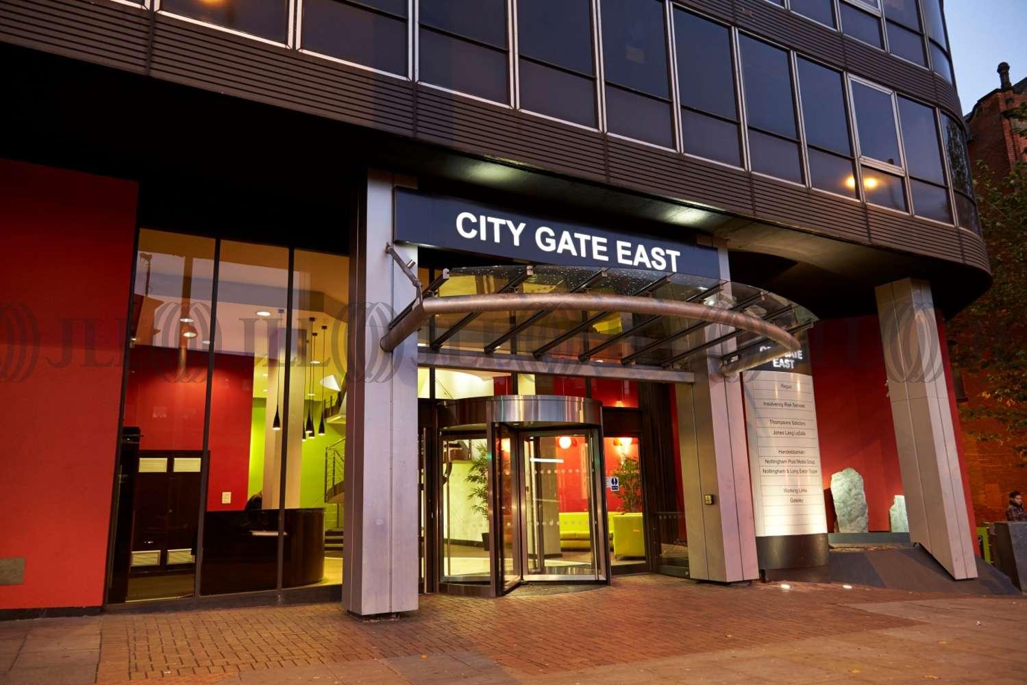 Office Nottingham, NG1 5FS - City Gate East - 7951