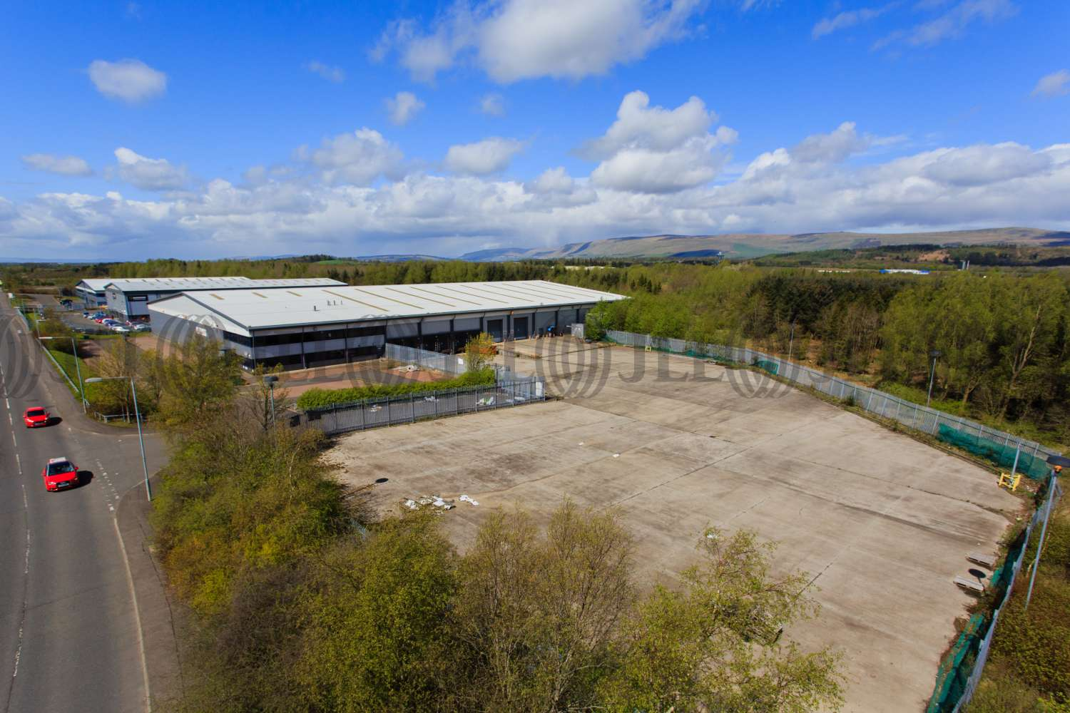 Industrial Cumbernauld, G68 9LB - Unit 3 Axis Park - 1505075089