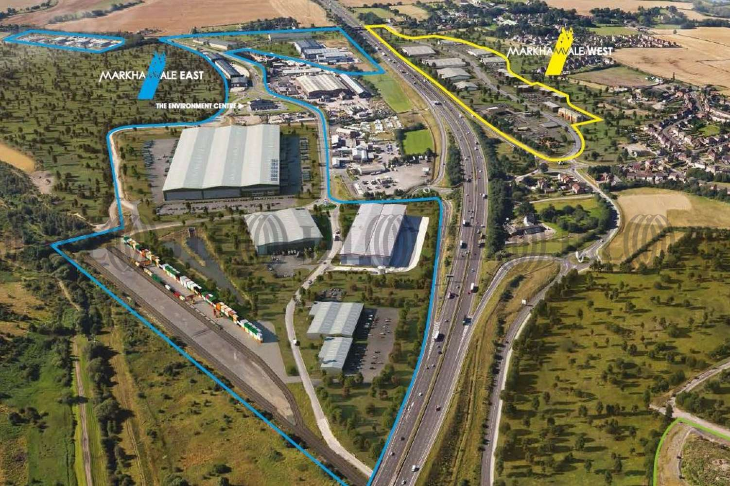 Office Chesterfield, S44 5HY - Markham Vale West - 9943