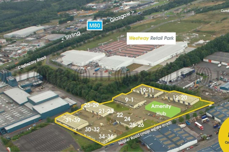 Industrial Cumbernauld, G68 0LG - Napier Court - 1