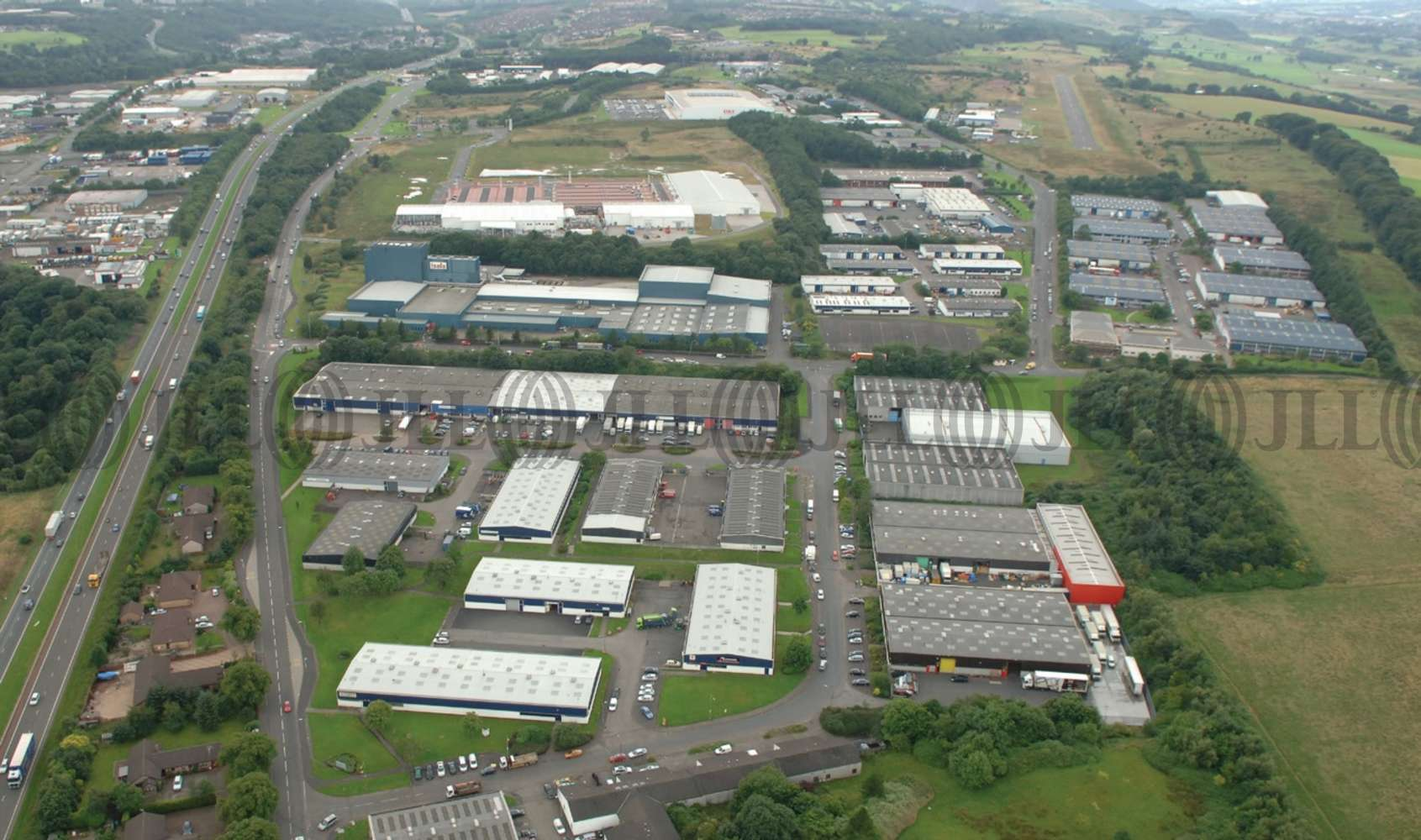 Industrial Cumbernauld, G68 0LW - Wardpark Tradepark