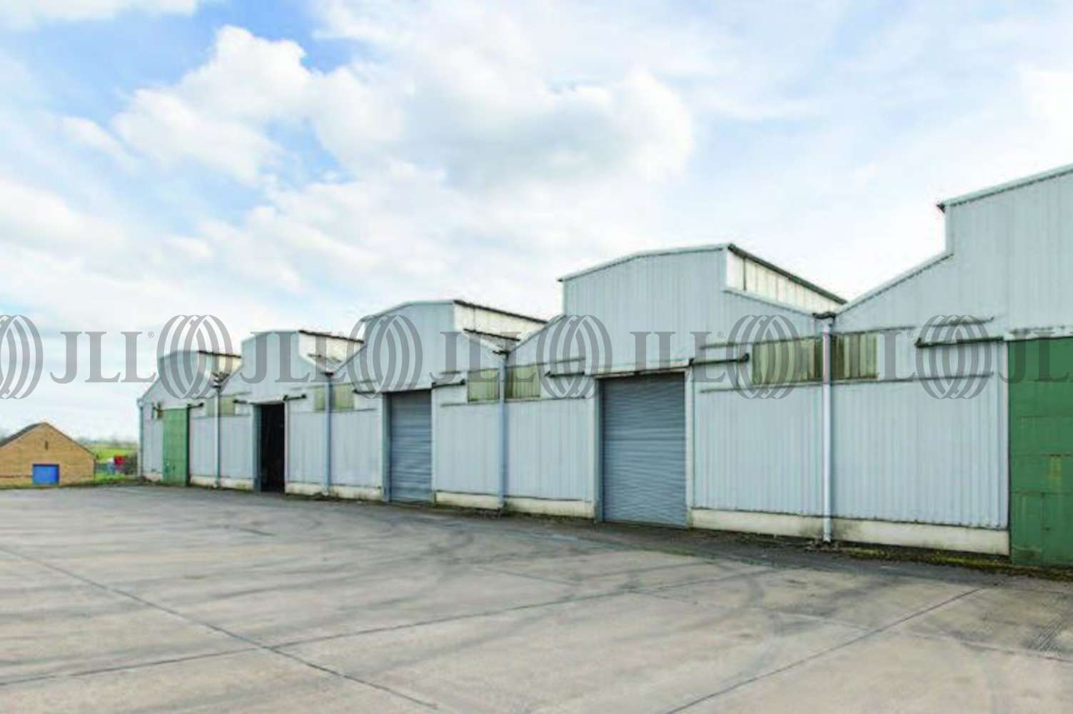 Industrial Kidderminster, DY10 4DX - Cursley Distribution Park - 0001