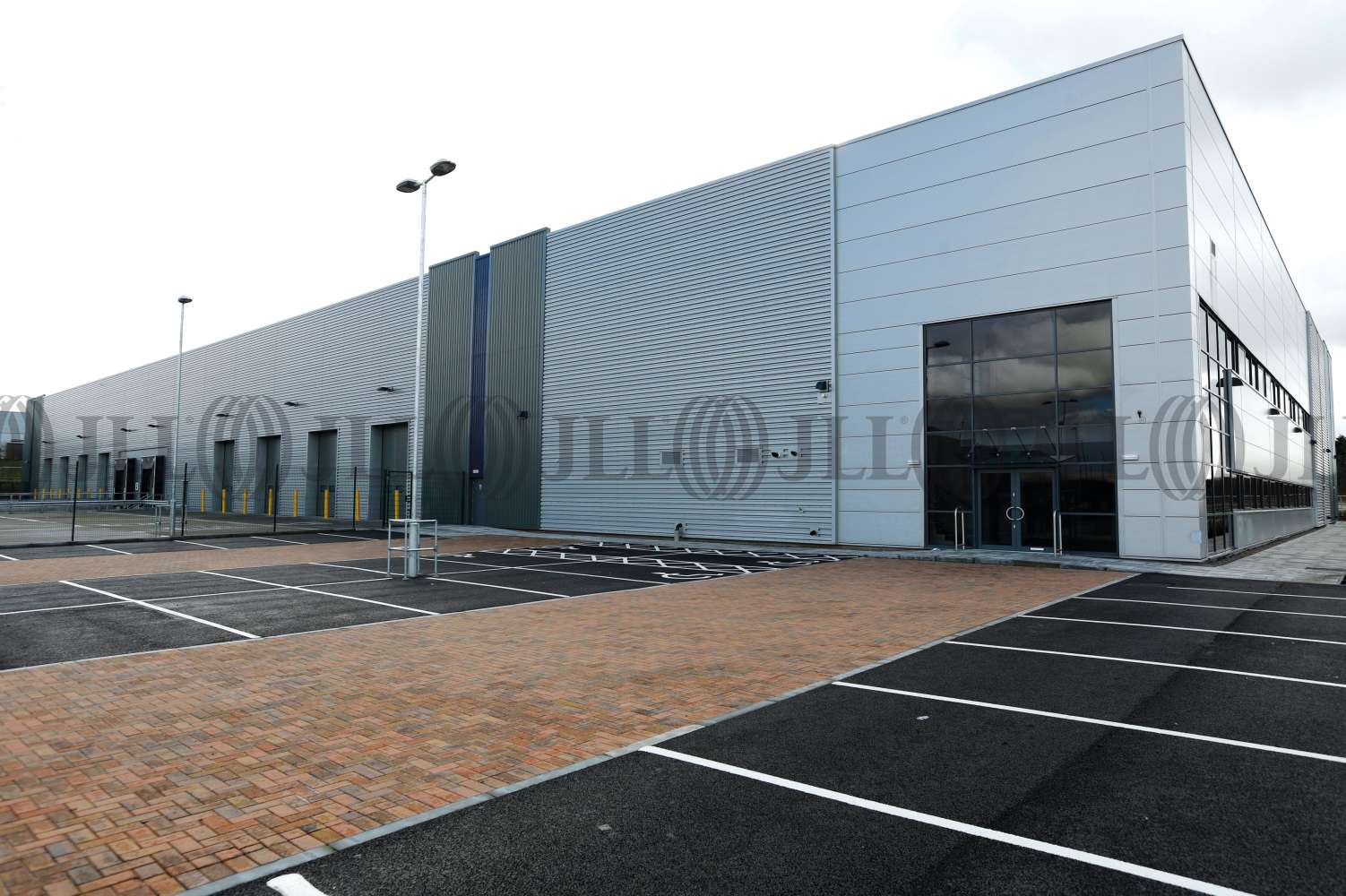 Industrial Rochdale, OL16 4NG - Plot K Kingsway Business Park
