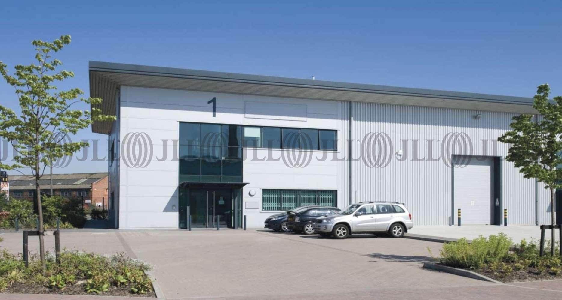 Industrial Manchester, M17 1GA - Unit 1 Premier Park - 2