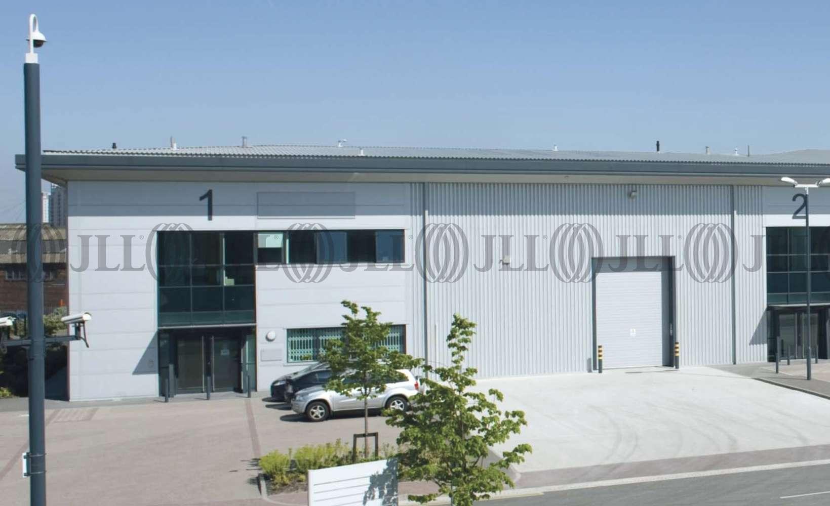 Industrial Manchester, M17 1GA - Unit 1 Premier Park - 1