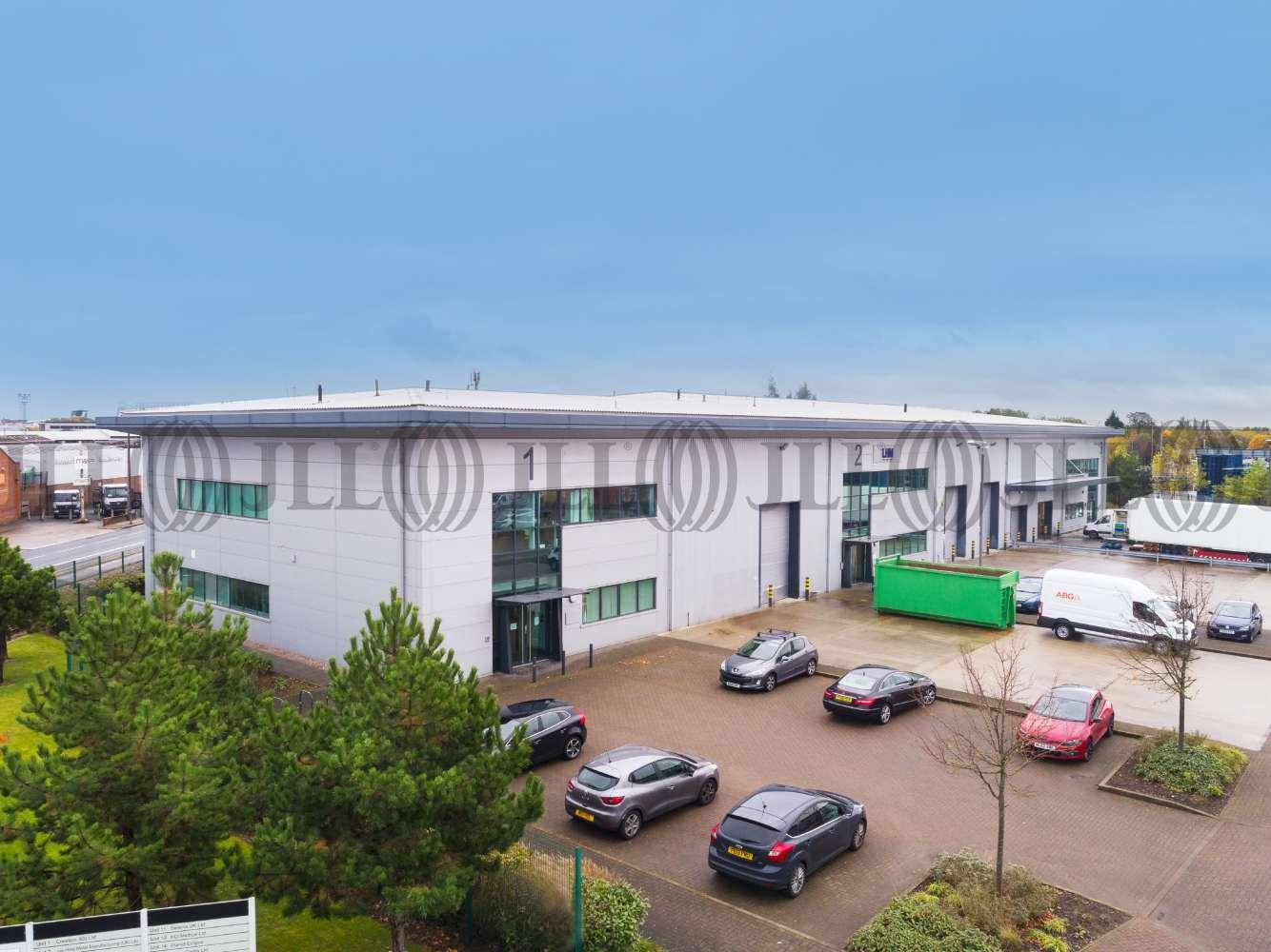 Industrial Manchester, M17 1GA - Unit 1 Premier Park - 11