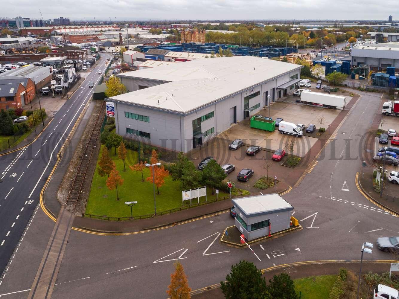 Industrial Manchester, M17 1GA - Unit 1 Premier Park - 12