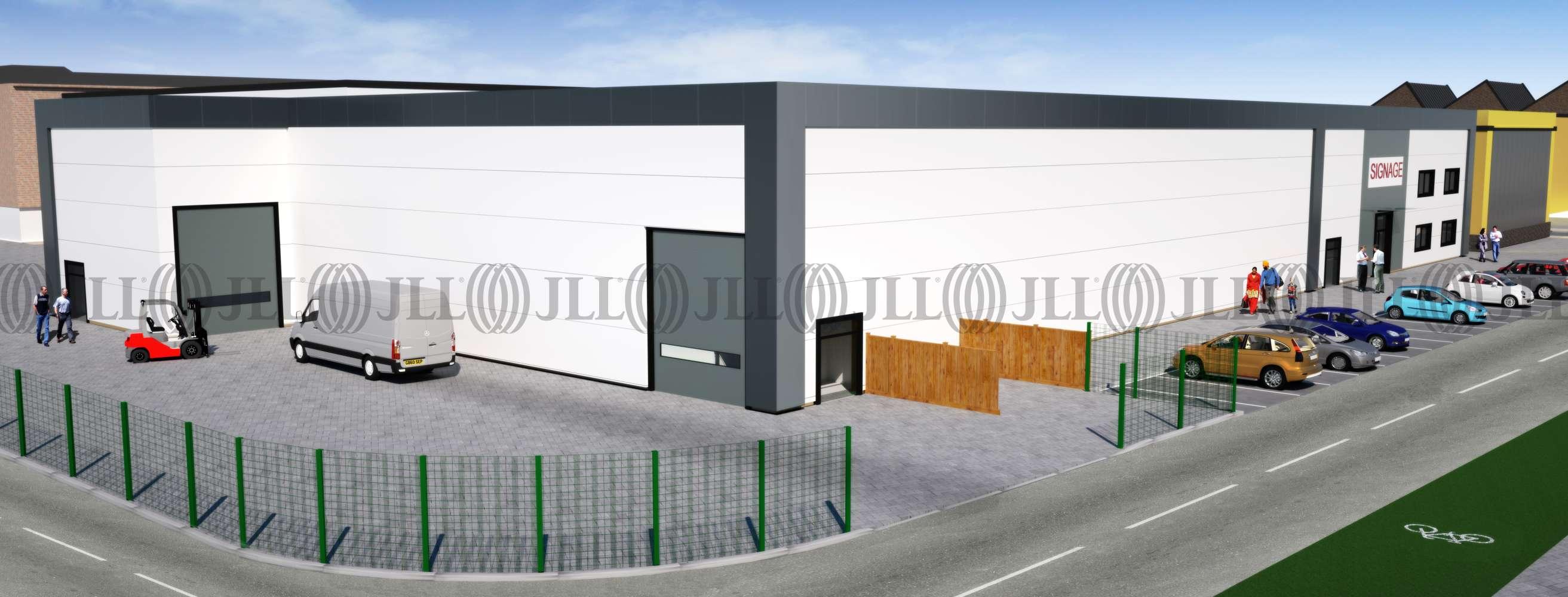Industrial Leicester, LE4 6AR - Golden Gate Park - 1