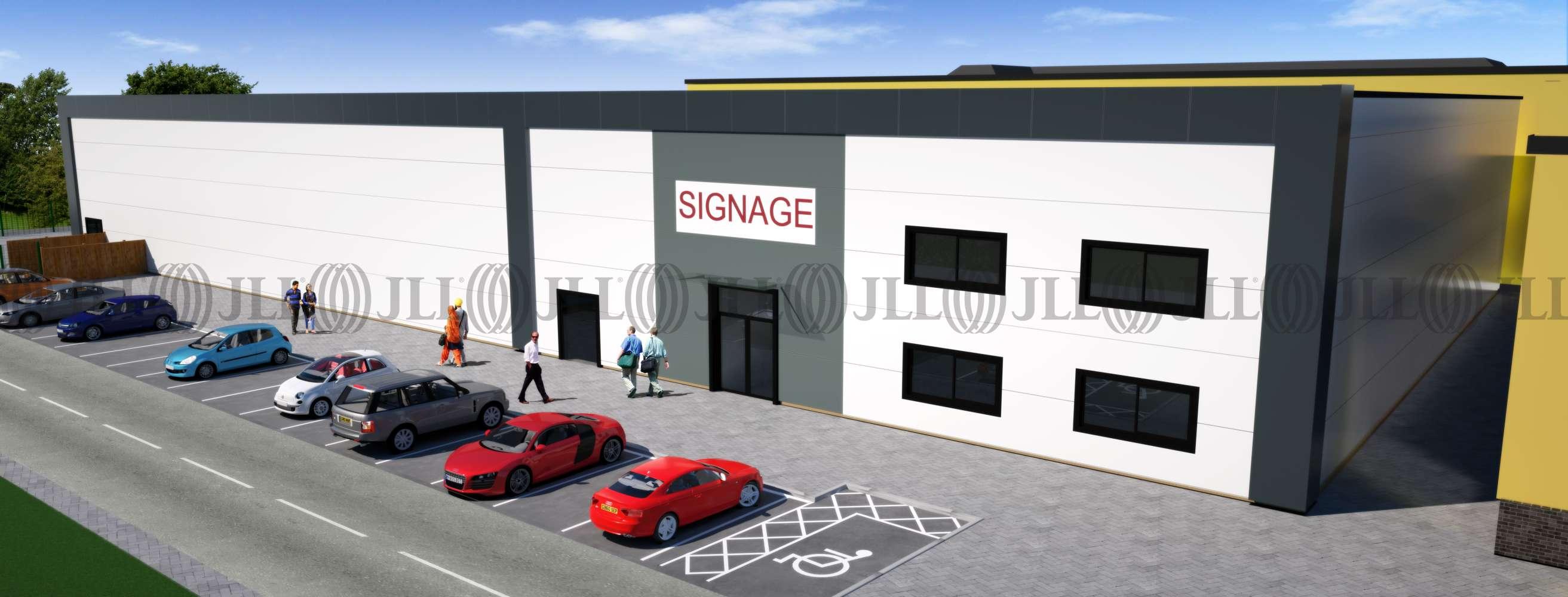 Industrial Leicester, LE4 6AR - Golden Gate Park - 2