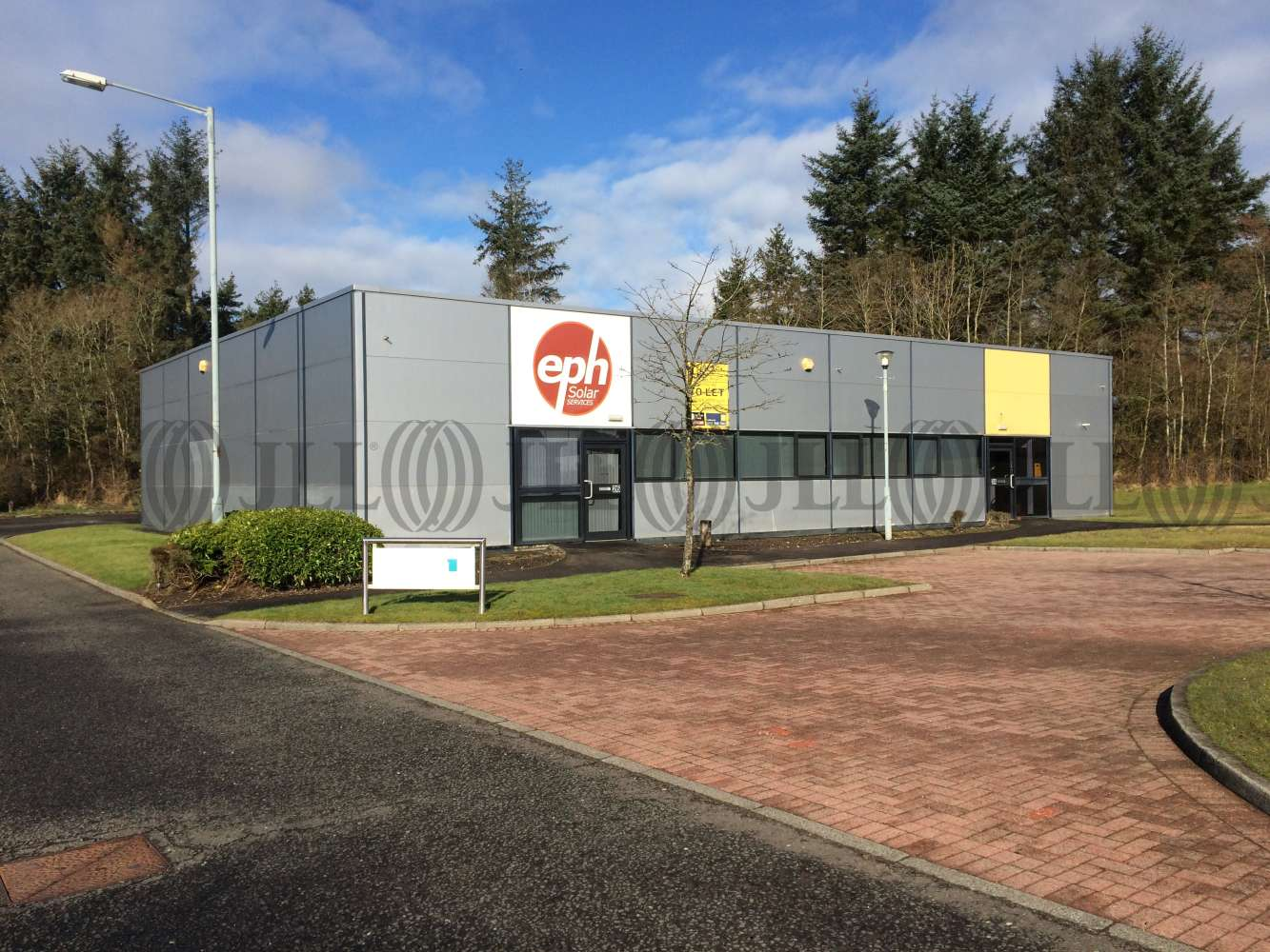 Industrial East kilbride, G75 0YF - Langlands Place