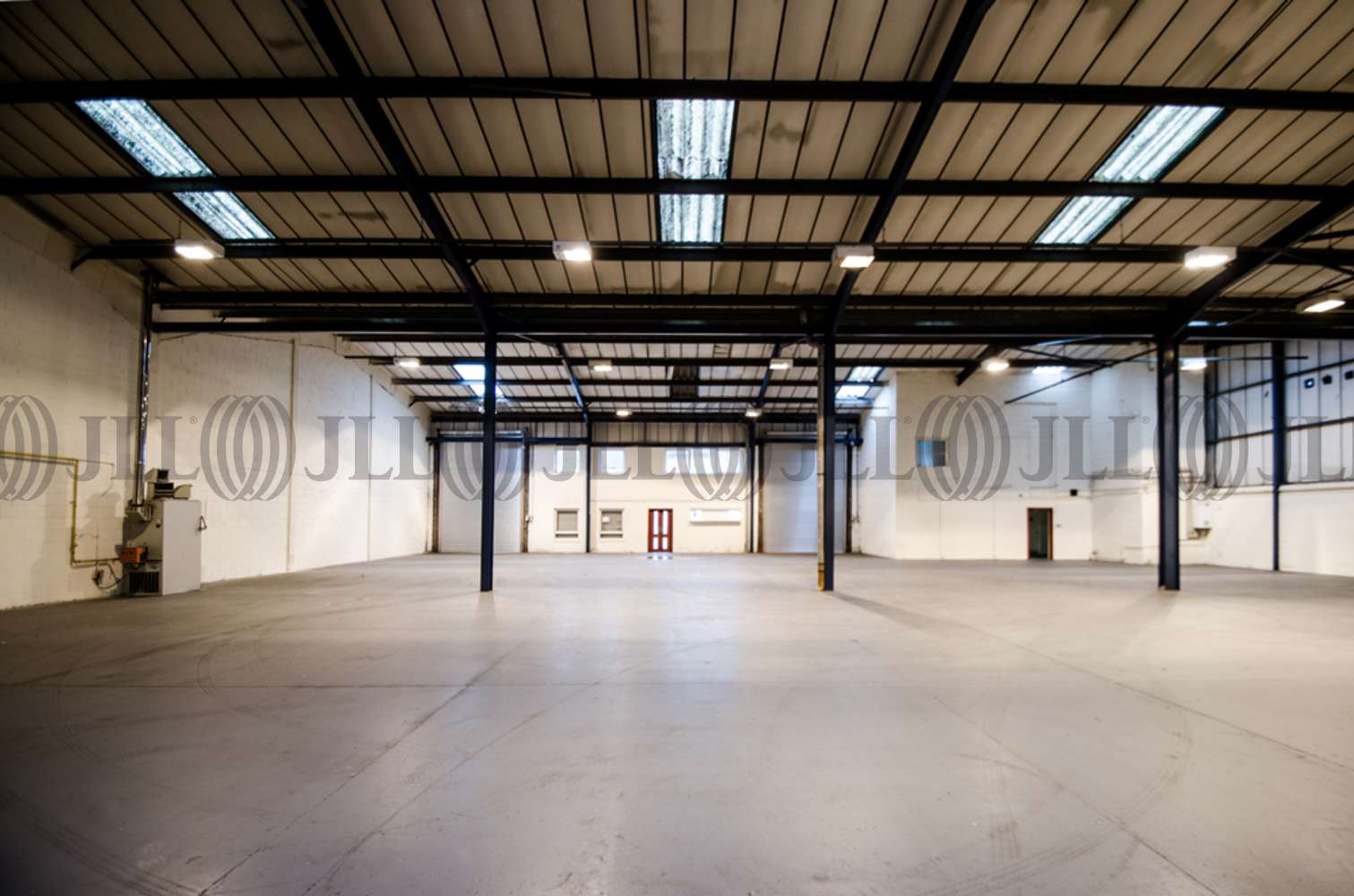 Industrial Glasgow, G41 1SB - Milnpark Trading Estate - 76985