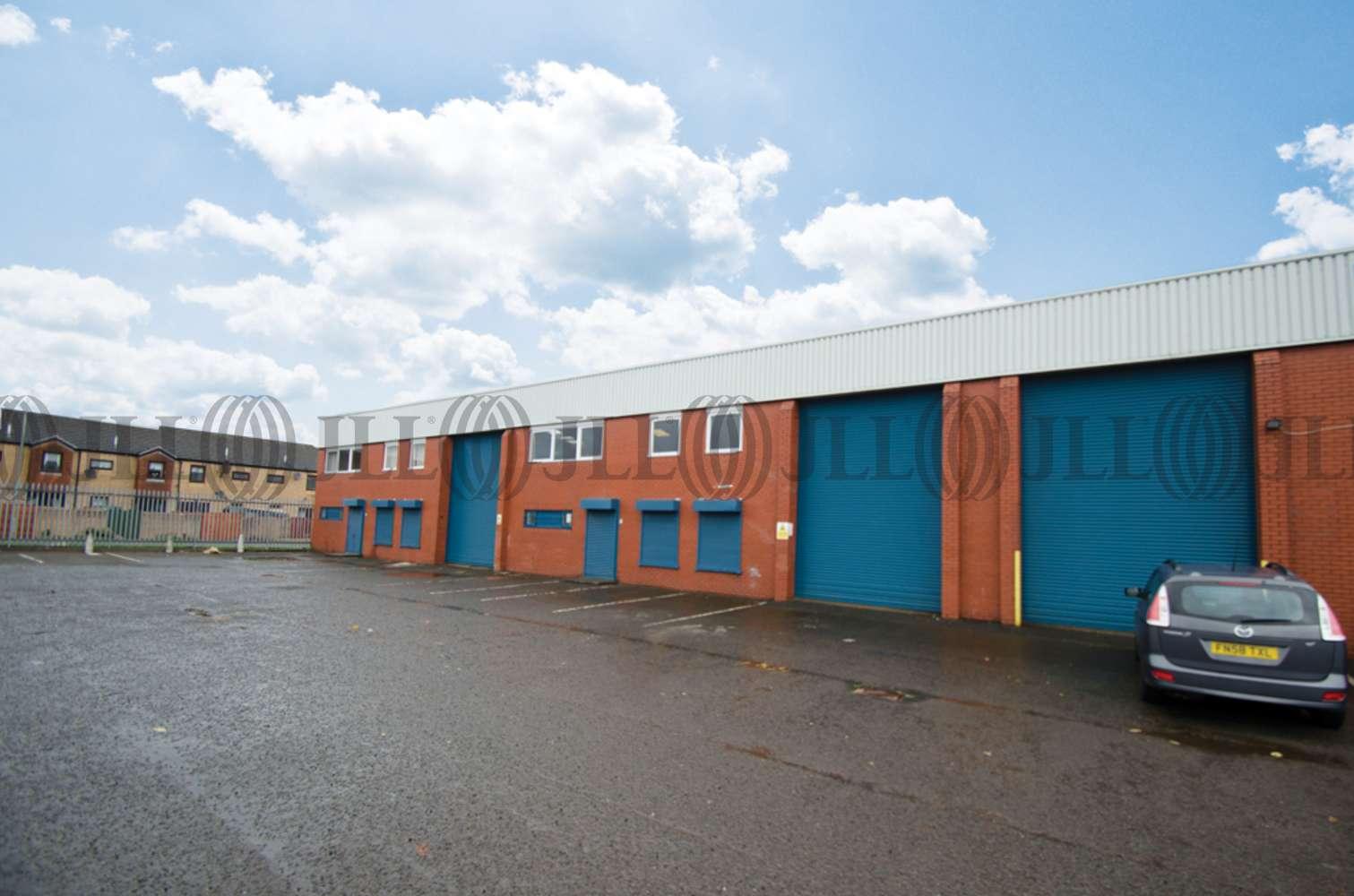 Industrial Glasgow, G41 1SB - Milnpark Trading Estate - 76982