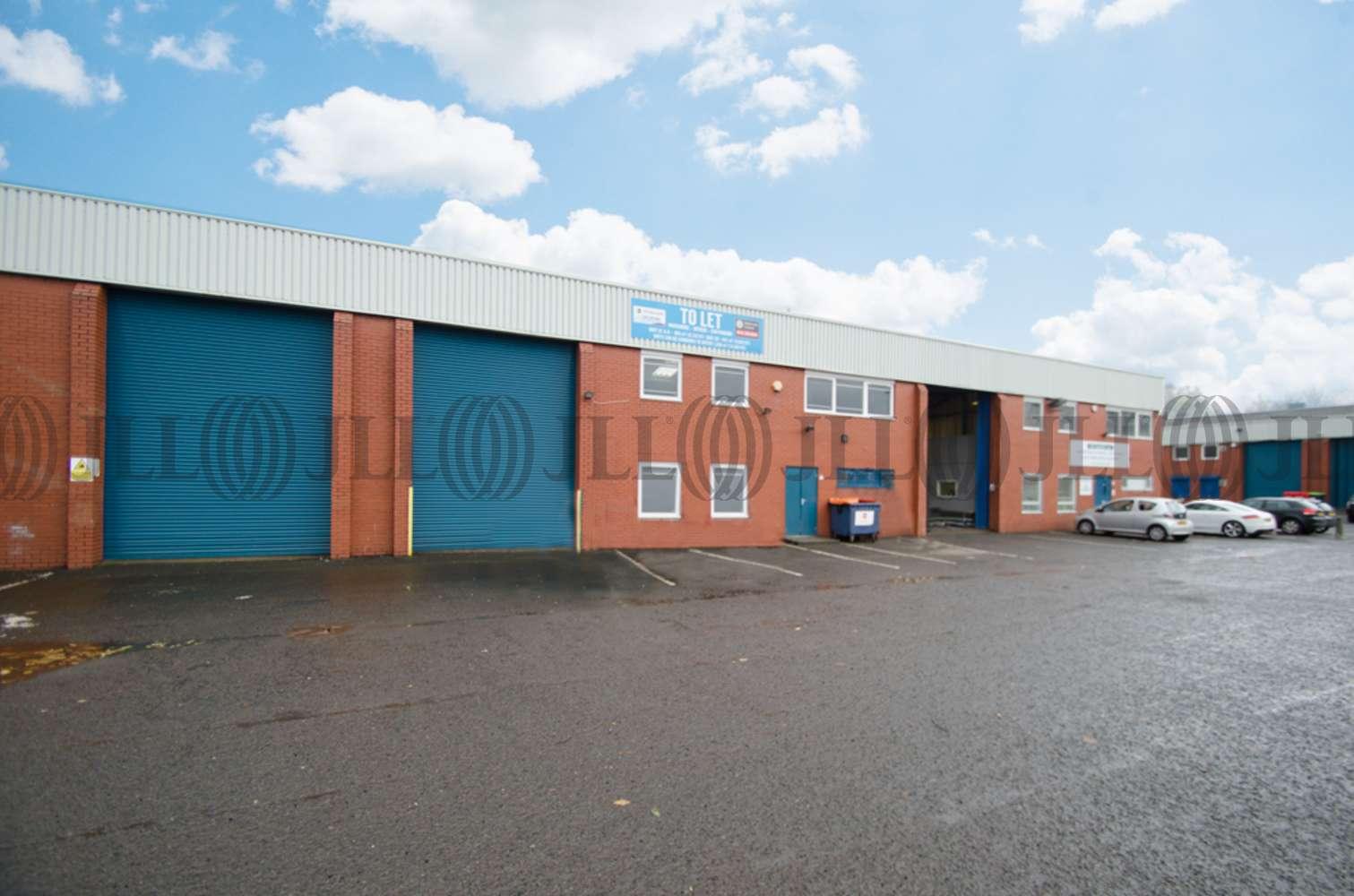Industrial Glasgow, G41 1SB - Milnpark Trading Estate - 76983