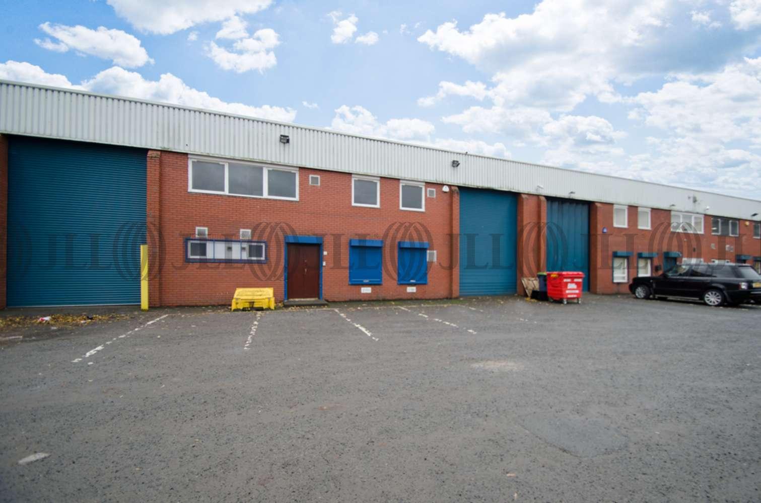 Industrial Glasgow, G41 1SB - Milnpark Trading Estate - 76984