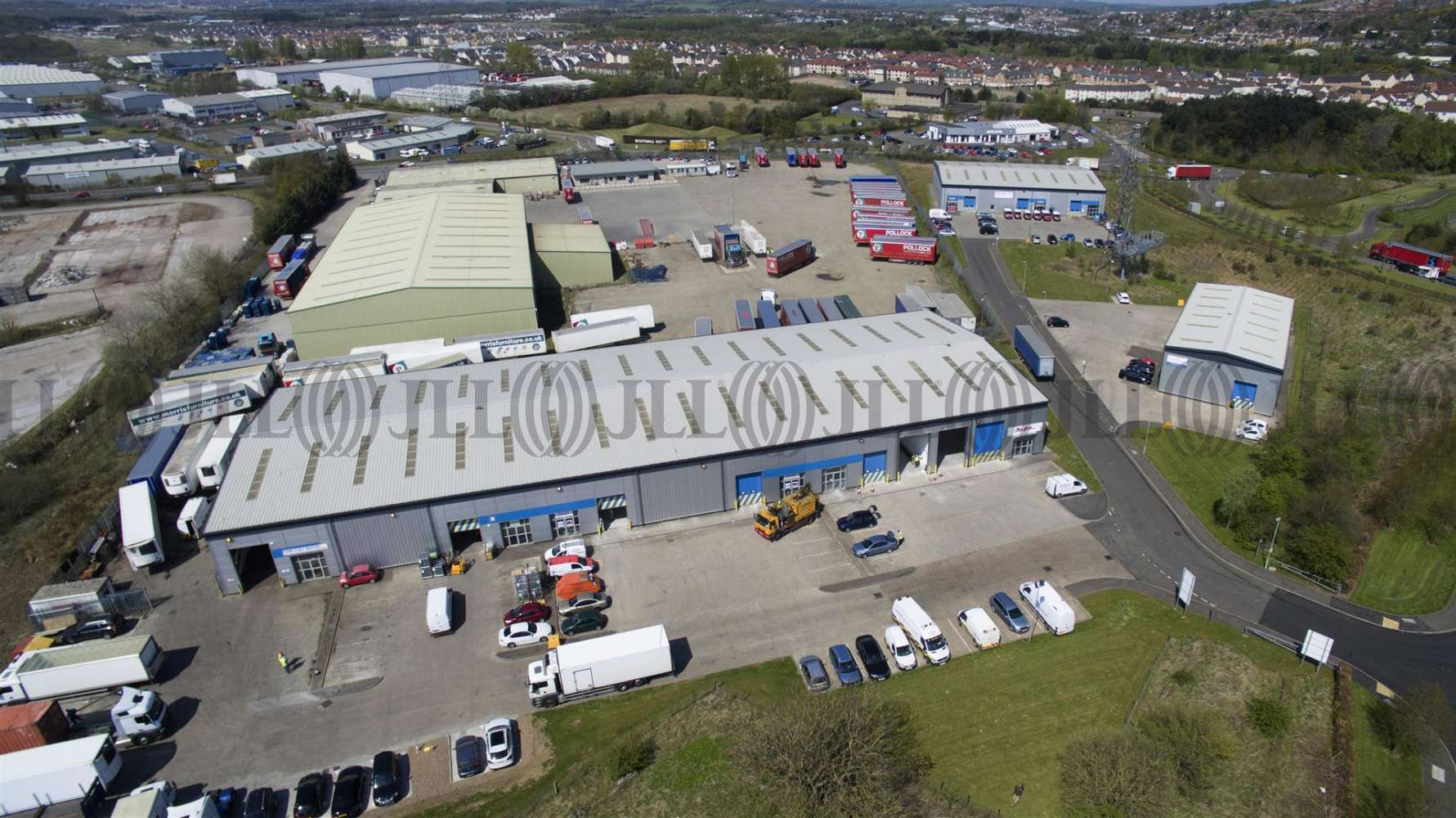 Industrial Bathgate, EH48 2EQ - Unit 6 Easter Inch Park - 2016