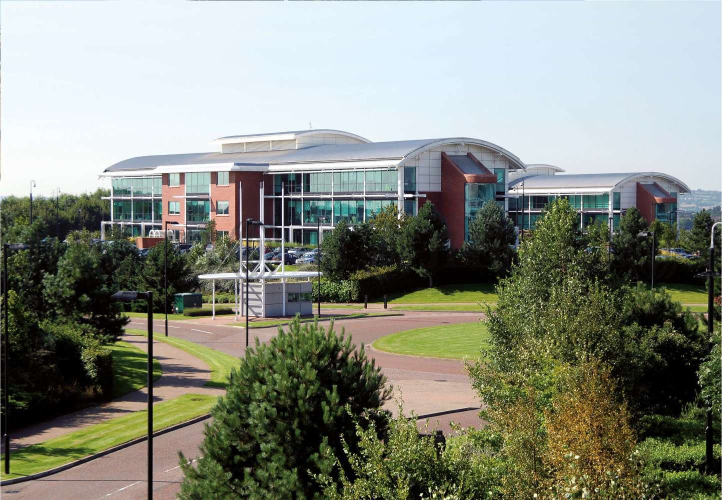 Office Warrington, WA4 4BB - Daresbury Park