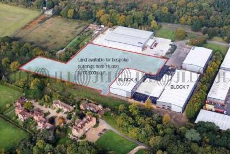 Land Guildford, GU3 2DX - Land at Henley Business Park, Pirbright Road - 10369