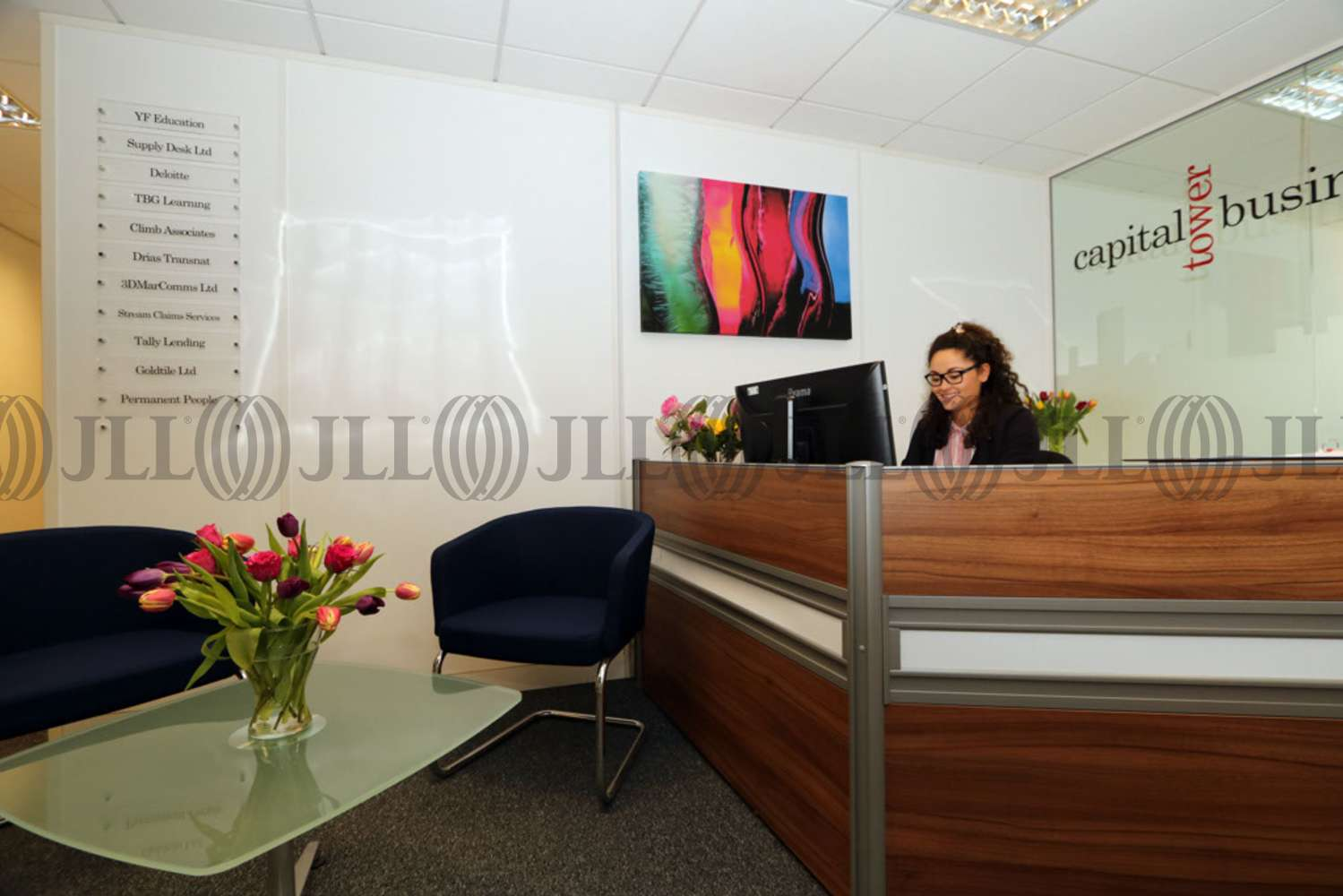 Office Cardiff, CF10 3AZ - Capital Tower Business Centre - 11848