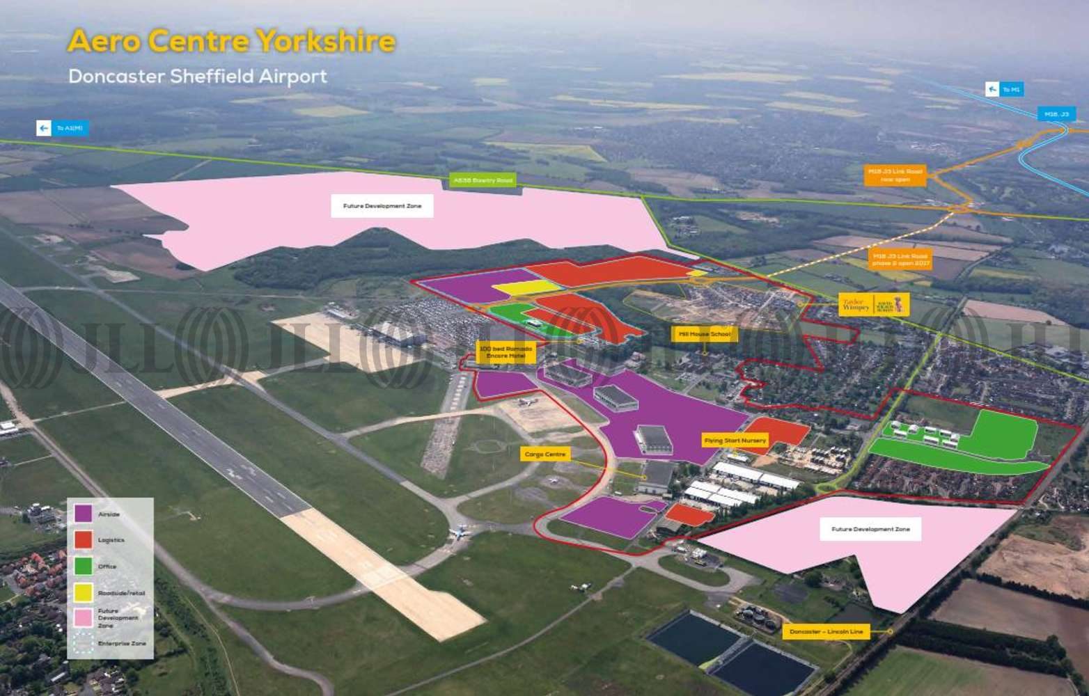 Land Doncaster, DN9 3RH - Aero Centre, Yorkshire - 11499