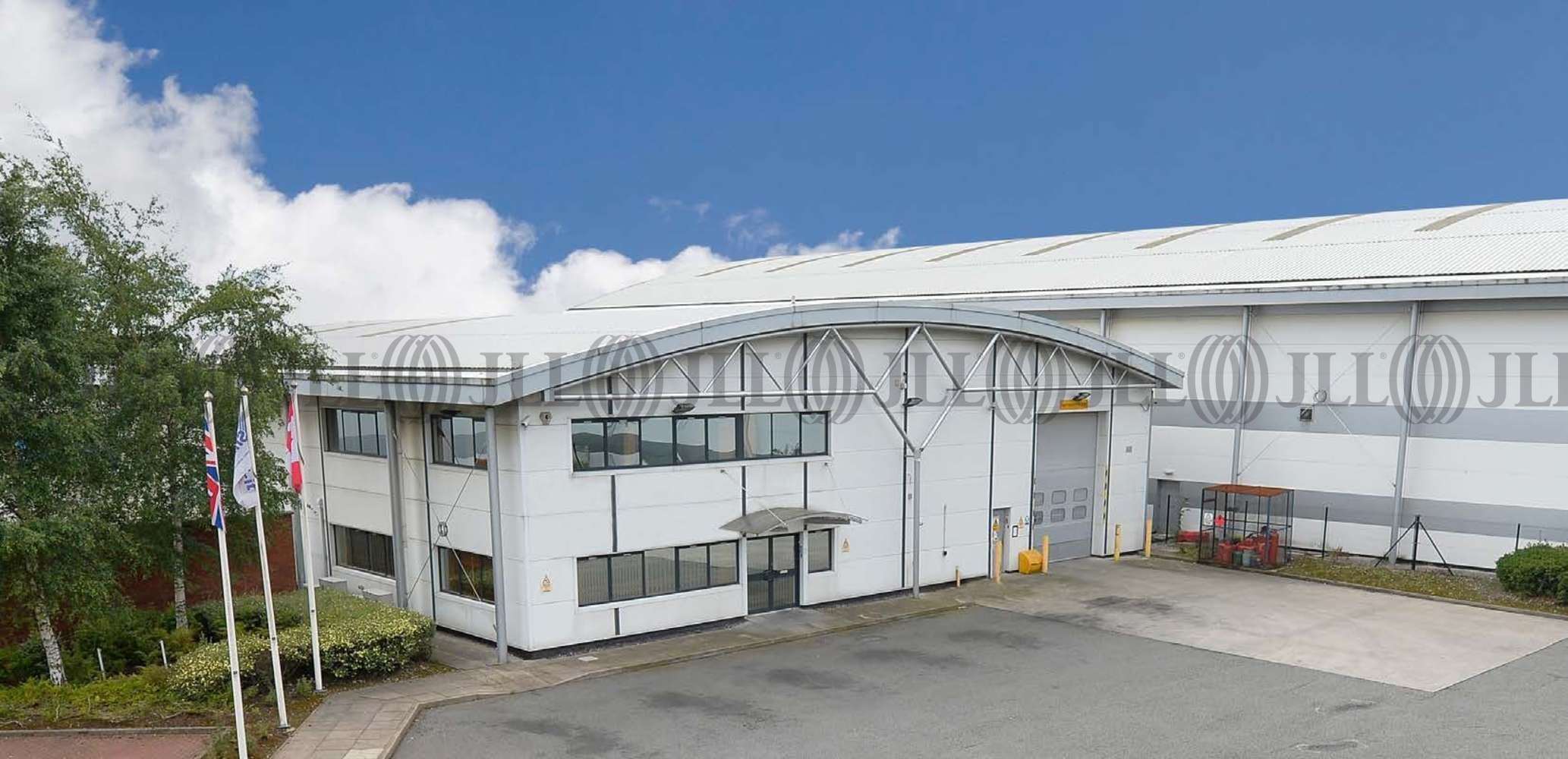 Industrial Trafford park, M17 1NF - Unit 2 Circle South - 15